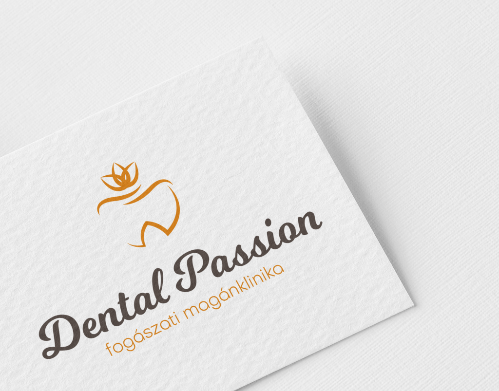 Dental passion logó